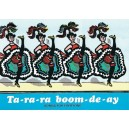 Ta-ra-ra Boom-de-ay (Book Only)