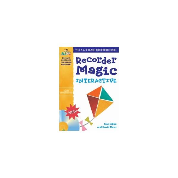 Recorder Magic Interactive