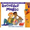 Recorder Magic: Pupil Book 1