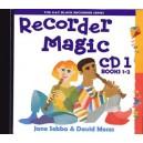 Recorder Magic CD 1 (For books 1 & 2)