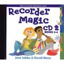 Recorder Magic CD 2 (Books 3 & 4)