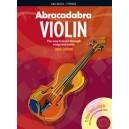 Abracadabra Violin Book 1 Pupils Book + CD
