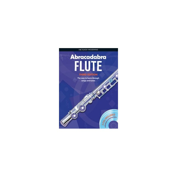 Abracadabra Flute Pupils Book + CD 3rd Edition