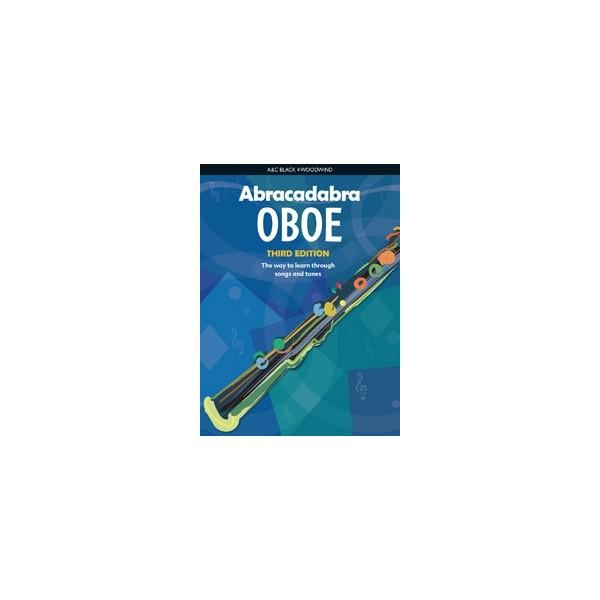 Abracadabra Oboe Pupils Book 3rd Edition