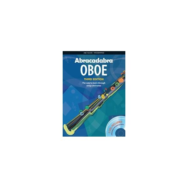 Abracadabra Oboe Pupils Book + CD 3rd Edition