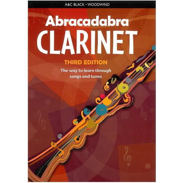 Abracadabra Clarinet  Pupils Book 3rd Edition