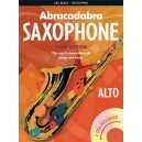 Abracadabra Saxophone Pupils Book + CD 3rd Edition