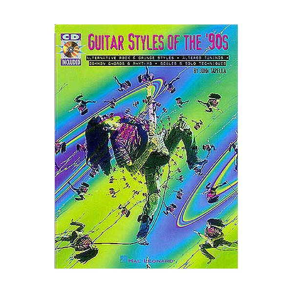 Guitar Styles Of The 90s