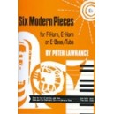 Six Modern Pieces for Horn in Eb