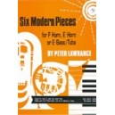 Six Modern Pieces for Horn in F