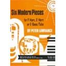 Six Modern Pieces for Tuba