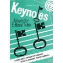 Keynotes Album for Tuba/Eb Bass