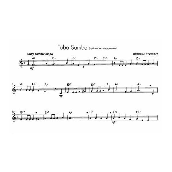 Keynotes Album for Tuba/Eb Bass