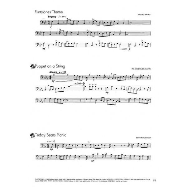Winners Galore for Trombone