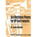 Six Rhythmic Pieces