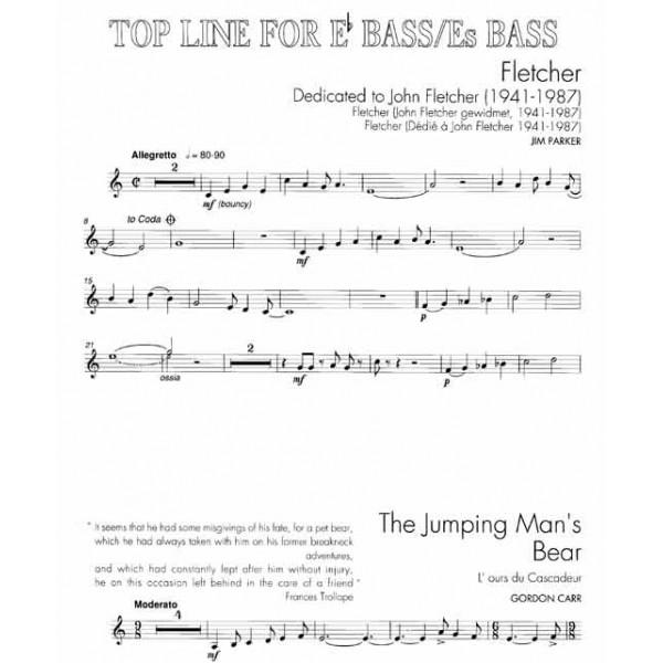 Top Line Album for Tuba/Eb Bass