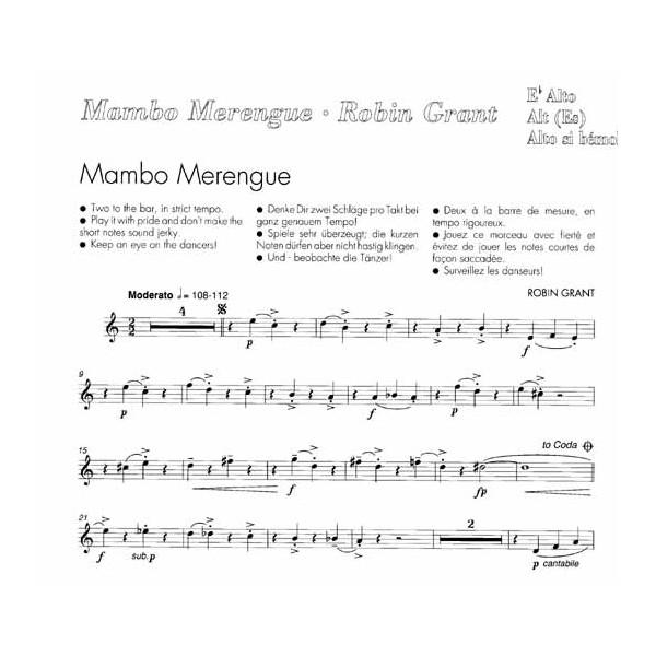 Mambo Merengue