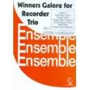 Winners Galore for Recorder Trio - Bk 1