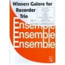 Winners Galore for Recorder Trio - Bk 4