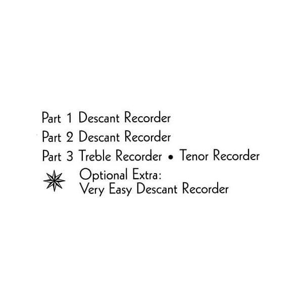 Christmas Winners for Recorder Trio - Bk 2