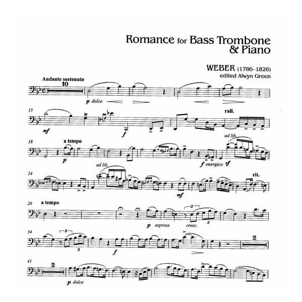 Romance for Bass Trombone
