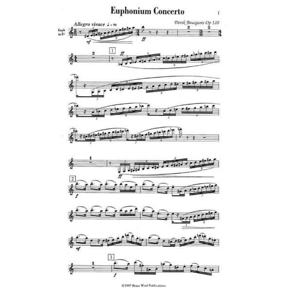 Concerto for Euphonium Op. 120