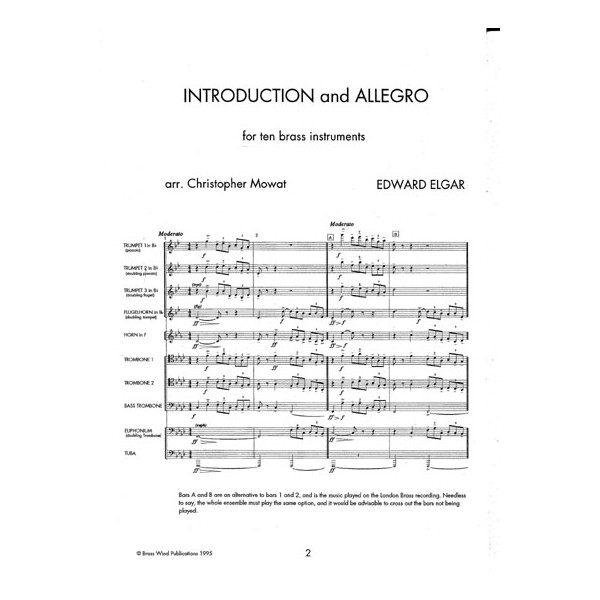 Introduction and Allegro