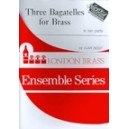 Three Bagatelles for Brass