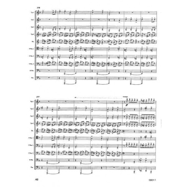Fugal Symphony