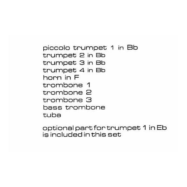 Suite from Ten Pieces op.12