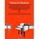 Classics To Moderns Book 1