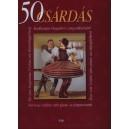 50 Csárdás - For voice (violin) with piano accompaniment