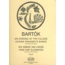 Bartók Béla - An Evening In The Village - Slovak Peasants Dance