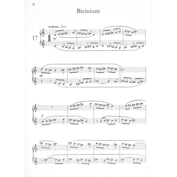 Károlyi Pál - 24 Piano Pieces For Children