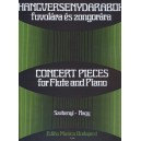 Concert Pieces - for flute and piano