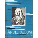 Händel, Georg Friedrich - Album For Piano