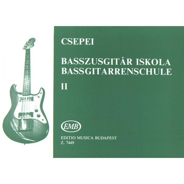 Csepei Tibor - Bass Guitar Tutor - for Beginners