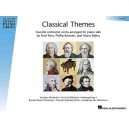 Hal Leonard Student Piano Library - Classical Themes Level 1 (Book)