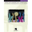 African-American Spirituals For Easy Piano