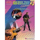 Jean Marc Belkadi: Jazz-Rock Triad Improvising For Guitar