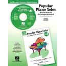Hal Leonard Student Piano Library: Popular Piano Solos Level 4(br) Instrumental Accompaniments (CD)