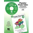 Hal Leonard Student Piano Library: Popular Piano Solos Level 4(br) Instrumental Accompaniments (CD)