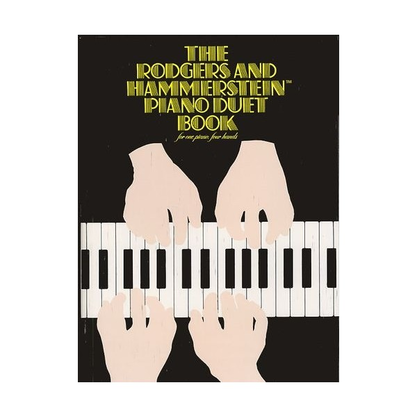 Rodgers And Hammerstein: Piano Duet Book