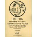 Bartók Béla - An Evening In The Village - for oboe and piano