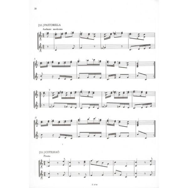 Silva-Leite, António da - 41 Duets For Two Guitars