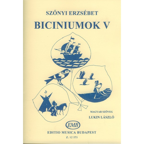 Sz_nyi Erzsébet - Biciniums - Perui biciniumok
