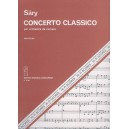 Sáry László - Concerto Classico - per orchestra da camera