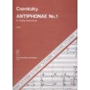 Csemiczky Miklós - Antiphonae No. 1 - for string instruments
