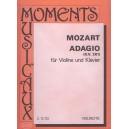 Mozart, Wolfgang Amadeus - Adagio K. 261