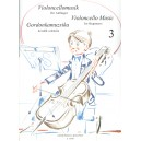 Violoncello Music For Beginners - Vol.3